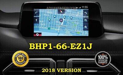 Mazda 2019 2018 2017 Navigation SD Card BHP1 66 EZ1J 3 6 CX-3 CX-5 MX5