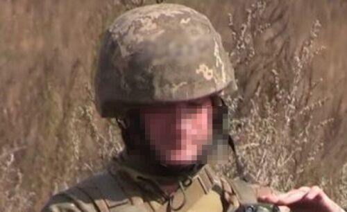 Soviet Russian Ukraine Armed Forces 1M Helmet Cover  N13