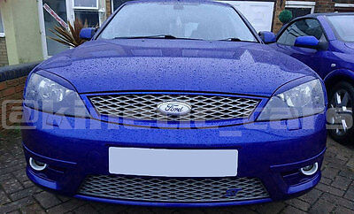 Ford Mondeo mk3 Headlamp eyebrows ABS