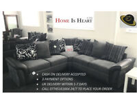 ** GENUINE CHENILLE SHANNON SOFAS FOR SALE** SOFA SETS, CORNER SOFAS, SWIVEL CHAIRS, FOOTSTOOLS **