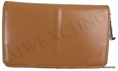 Samsonite Black Label Bayamo Leather Coin Holder Wallet