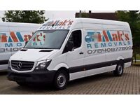 Man and Van, good rates, reliable service. Halifax Leeds Bradford Huddersfield and Nattionaly