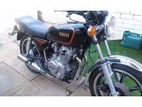 Yamaha Xs250 1980