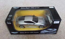Remote Control Aston Martin