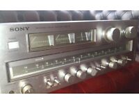 Sony STR-V5 vintage amplifier/Tuner(Receiver) 80wpc pristine condition