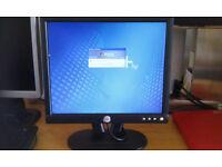 """Del 17"""" lcd monitor"""