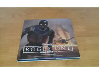 The Art of Rogue One. Star Wars Hardback Book.