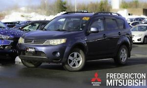 2008 Mitsubishi Outlander LS! 4X4! 7 SEATER! HEATED SEATS!