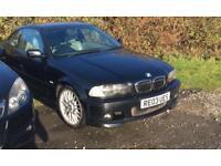 BMW 320 ci M sport Coupe e46 manual 3 series