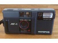 Olympus AF-1 35mm film camera