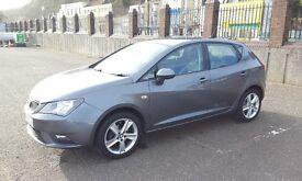 2014 Seat Ibiza Toca 1.4 16v 5dr