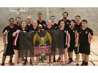 Ladies! Try korfball with Manchester Hawks! Wednesday 21st June 2017!