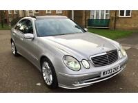 Mercedes E320Cdi Avangarde panoramic roof excellend condition