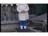 2 childs coats 1.5-2. Zara and river island
