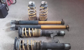 MK2 Ford Focus Coilivers (90-145)