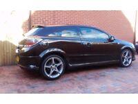 2008 Wauxhall Astra SRI 1.9 CDTI 150 hp
