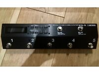 Boss ES-5 ES5 Effects Switching System