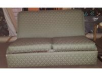 Sofa bed excellent condition £50