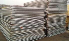 🌺£15 Used Heras Site Security Fencing Panels