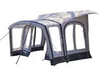 VANGO SONOMA 250 AWNING WITH ANNEXE AS NEW
