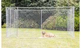 13ft by 7ft dog pen