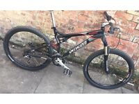 Specialized bike full suspension for sale READ