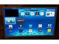 32in Samsung SMART 3D LED TV WI-FI FREEVIEW/SAT HD [NO STAND]