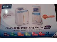 Vtech clearsound monitors deluxe