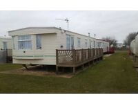Cancellations 3 bed caravan on Golden Palm, Chapel St Leonards