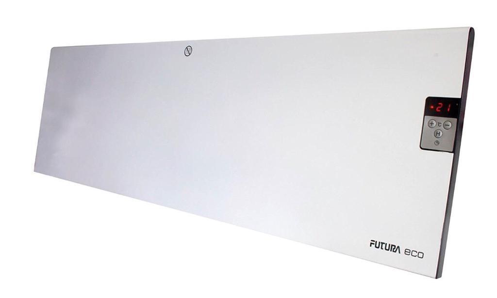 Futura Eco 1500W electric heater