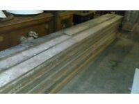 """Reclaimed 6"""" Victorian pine floorboard's"""