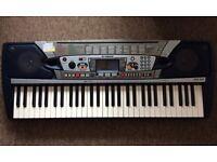 yamaha psr282 electric piano