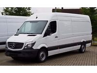 Short Notice £15ph MAN AND VAN Hire Call Now for Booking
