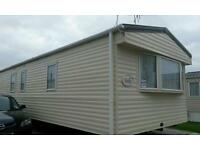 Modern, extra wide 6 berth caravan for hire in 5* Parkdean Holiday Park, Trecco Bay, Porthcawl