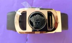 VARSACHE- Mens brown colour designer belt- Free UK delivery