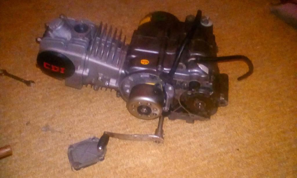 Racing 140cc yx