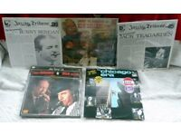 Collection of 51 Jazz/Dixieland LP Records