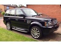 For sale Range Rover Sport HSE V8