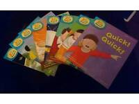 Biff, Chip & Kipper reading books. Excellent condition. Level 4 Read at Home. Oxford Publishing.