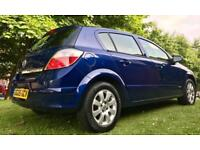 2 OWNERS AUTOMATIC VAUXHALL ASTRA 1.6 TWINPORT 105 BHP MOT 24.3.19 MINT DRIVE 6 MONTHS WARRANTY