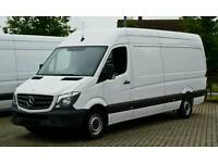 Van Driver For Hire Upto 3.5 Tonnes