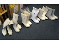 CAR BOOT SPECIAL 15 Pairs Wellingtons Only £15 New & Unused Mixed Sizes & Colours We need the space!