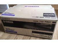 New YAMAHA RX-V567 7.1 HDMI 3D Natural Sound AV Audio Visual Receiver Home Cinema Amplifier BOXED