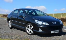 PEUGEOT 407 2.0 HDI 136 BHP 6 SPEED GEARBOX. (not golf , seat , volkswagen , bmw ,audi ,ford)