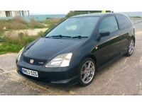 HONDA CIVIC TYPE R 2003 ~~ONLY 91K MILES~~