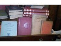 BOOKS JOBLOT RETRO VINTAGE 1920S