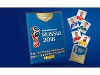 BUY 10 for £3 posted - FIFA World Cup Russia 2018 Stickers Sticker Panini Album No Swaps
