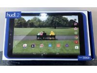 Tesco HUDL2, Boxed - 16GB, Wi-Fi, 8.3in - Jazzy Blue - Hudl 2 Spares or Repair