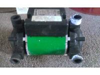 TWIN SALAMANDER SHOWER PUMP - CT50