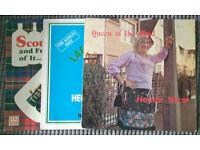 3 Hector Nichol Vinyl LPs.... £10 ovno